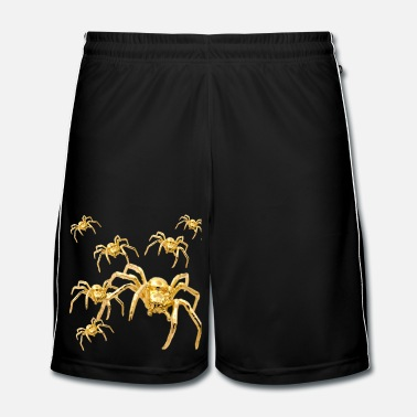 Spider SPIDERS - Men's Football Shorts