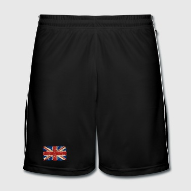 Union Jack - UK - Vintage Look  - Men's Football shorts