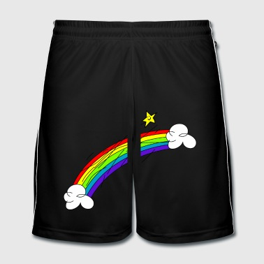 above the clouds - Men's Football shorts