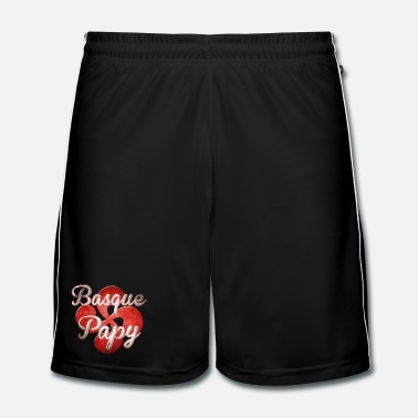 Soul Grand-père Basque - Short de football Homme