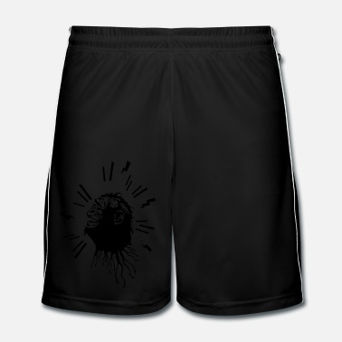 Lol MONKEY - Mannen voetbal shorts