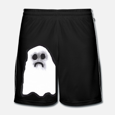 Sad Mr S Ghostie - Men's Football Shorts