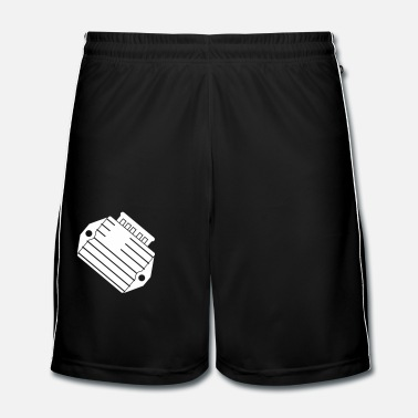 Courant Régulateur de tension_re17 - Short de football Homme