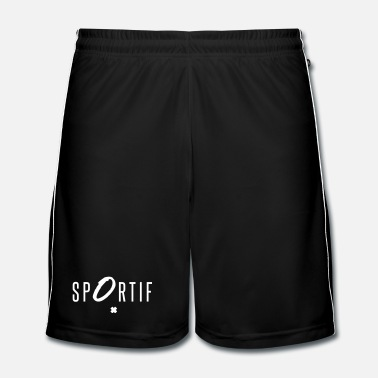 Sportif SPORTIF - Short de football Homme