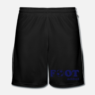 Om foot addict - Short de football Homme