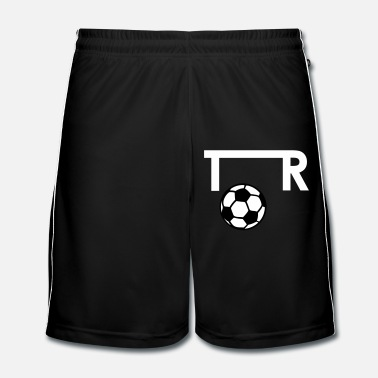 Gate in  - Men's Football Shorts