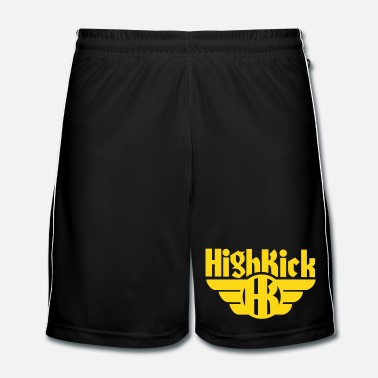 Kicker HIGH KICK BOXE - Short de football Homme