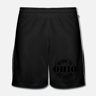 Tampon made in ohio m1k2 - Short de football Homme