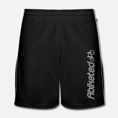 Bike Abiketed - Short de football Homme