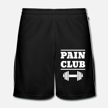 Lift Dumbbell - Men's Football Shorts
