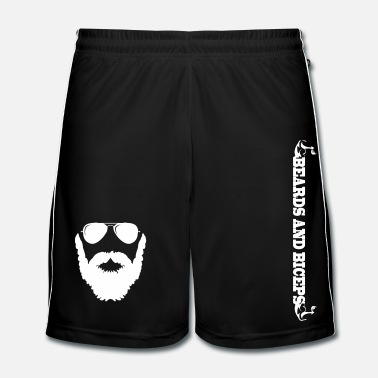 Viking Beards And Biceps Viking Shorts - Fotbollsshorts herr
