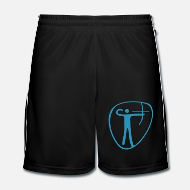 Archery archery_olim1 - Men's Football shorts