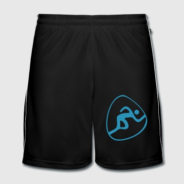 track _and_ field_olim1 - Men's Football shorts