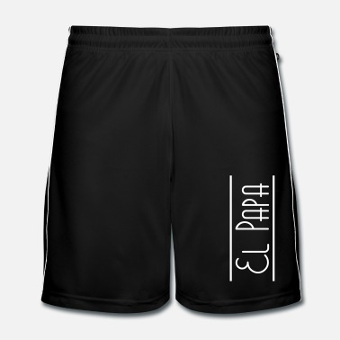 Parents El Papa - Short de football Homme