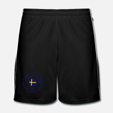 Suède Ballon foot SWEDEN v4 - VECT - Short de football Homme