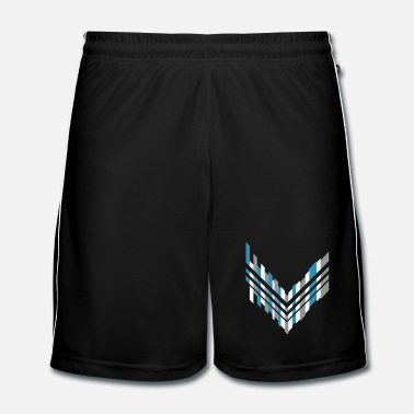 Icon  flèche graphique - Short de football Homme