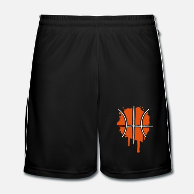 Graffiti Basketball Graffiti - Short de football Homme