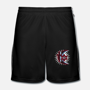 Moon Three religions - Men's Football Shorts