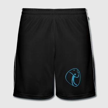badminton_olim1 - Men's Football shorts