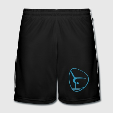 artistic_ Gymnastics_olim1 - Men's Football shorts