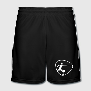 fencing _ para_ Olym1 - Men's Football shorts