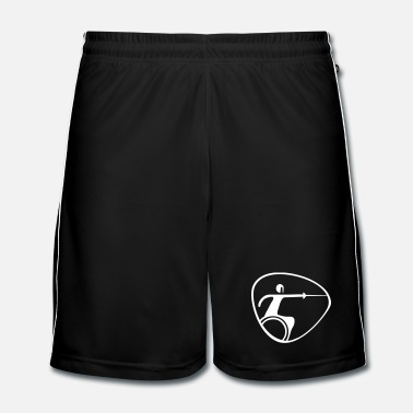 Sports escrime_  Jeux_ olym1 - Short de football Homme