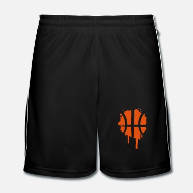 Basketball Basketball Graffiti - Men's Football Shorts