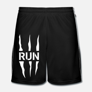 Marathon Run Scratch - Short de football Homme