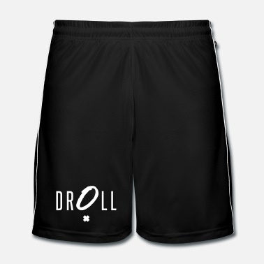 Hilarious DROLL - Men's Football Shorts