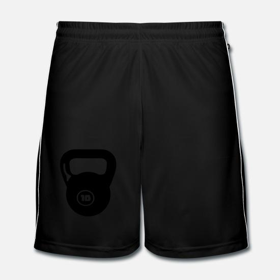 Noirblanc Football Poids Homme Haltere De Short 1 Cross Musculation Fitness OwTPkZiuX