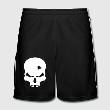 Skull - Men's Football shorts