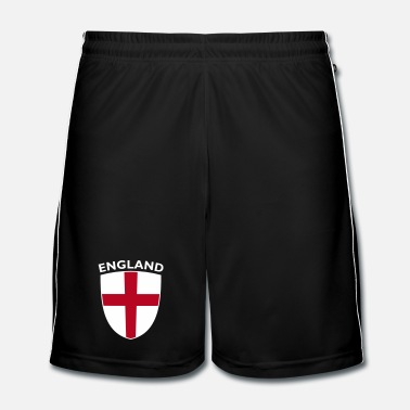 Shield ENGLAND SHIELD - Men's Football Shorts