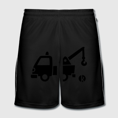 Remorquage (1C) Tee shirts - Short de football Homme