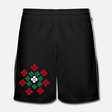Soul Love croix Basque - Short de football Homme