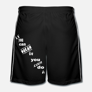 Handy if you can dream it - Männer Fußball Shorts