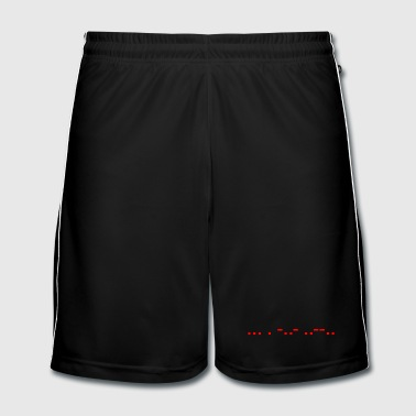 Morse Sex? - Men's Football shorts