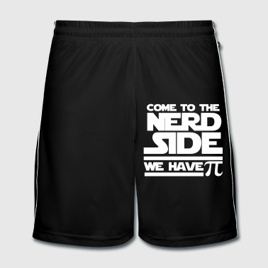 Come to the nerd side - Men's Football shorts