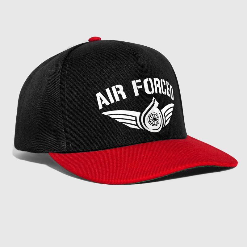 AIRFORCED TURBO - Snapback Cap