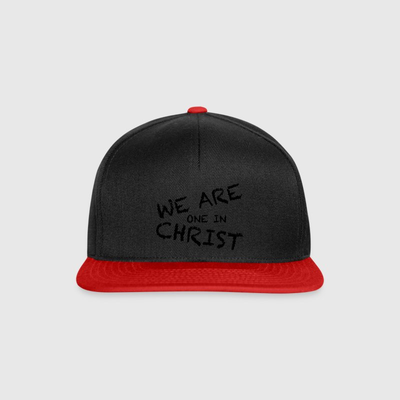 We Are One In Christ - Snapback Cap