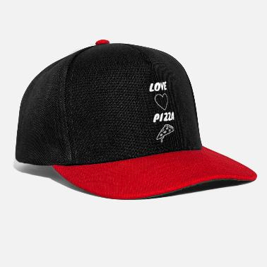 Pizza Love Pizza Pizza - Casquette snapback