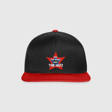 You, the night and the Jazz 2 - Casquette snapback