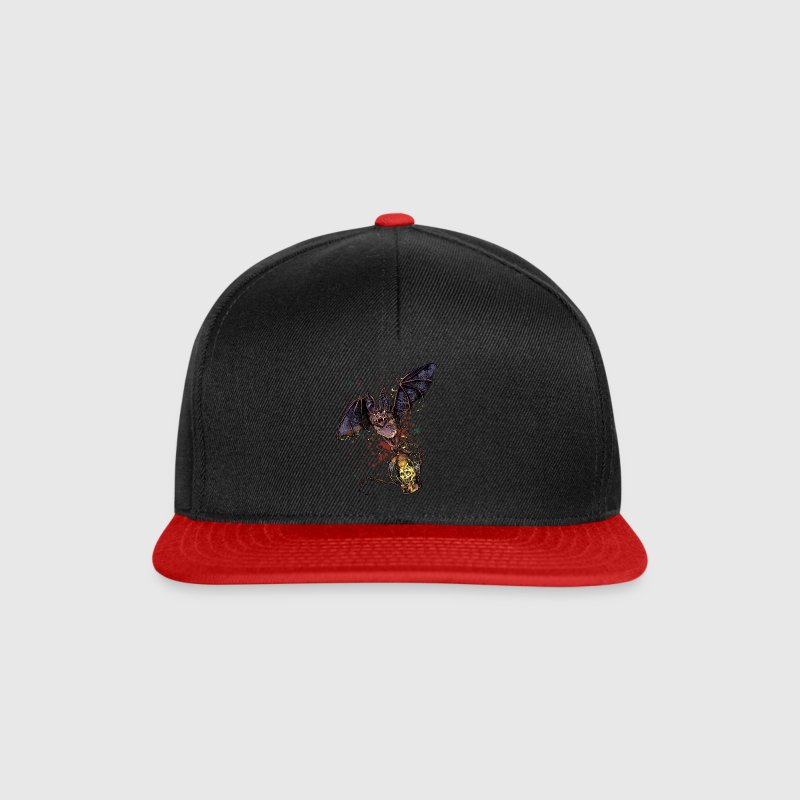 Scary Halloween bat - Snapback Cap