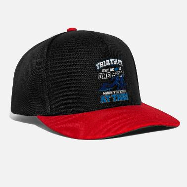 Triatlon Triatlon trainingszwakte - Snapback cap