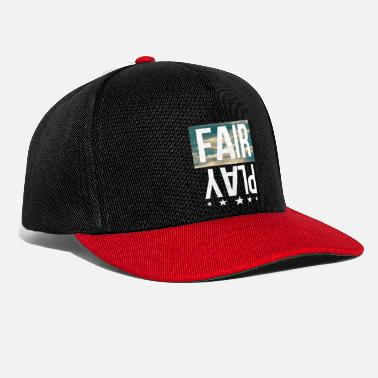 Play Fair Play - Snapback Cap