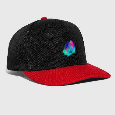 Explosion bomb colorful - Snapback Cap