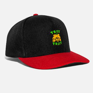 Trick Or Treat Trick or treating! Trick or treat! - Snapback Cap