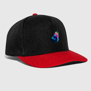 Bomb explosion colorful - Snapback Cap