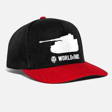 Officialbrands WOT Male T-Shirt - Snapback Cap
