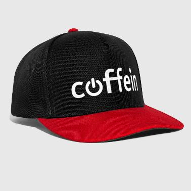 caffeine ON - Snapback Cap