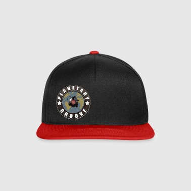 Vintage Music Groove - Casquette snapback
